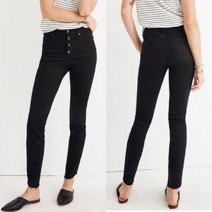 "Petite 10"" High-Rise Skinny Jeans: Tulip-Hem Editi"